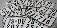 Cần giám định biển số xe 38 ở đâu ở tỉnh nào